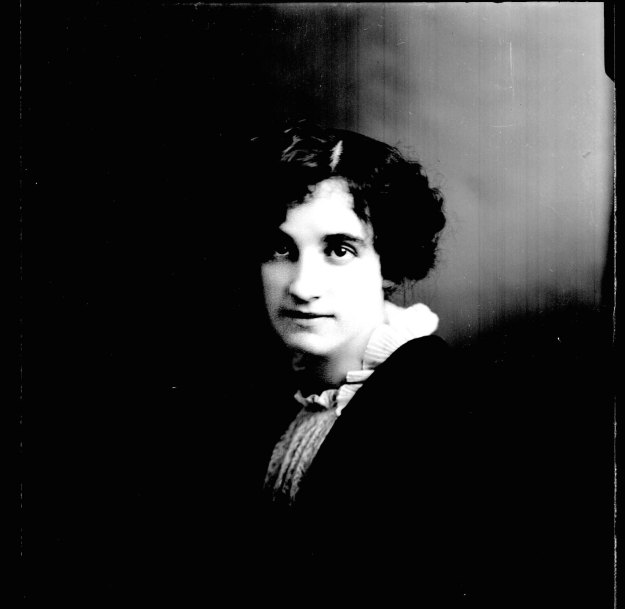 Josie Morin in 1914. Photo Courtesy University of Idaho Library Special Collections (Barnard Stockbridge)