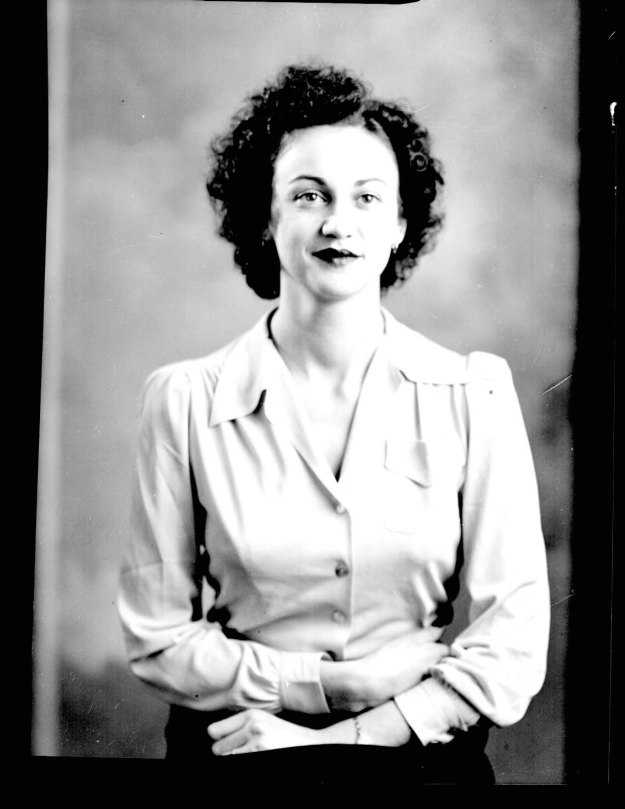 Dolores Arnold in 1943. Photo Courtesy University of Idaho Library Special Collections (Barnard Stockbridge)