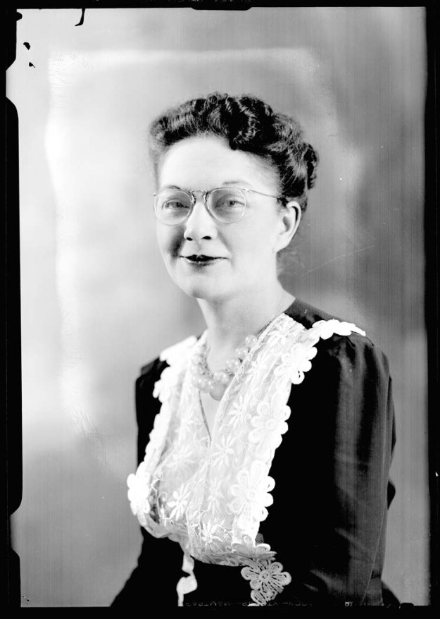 Bess Ricard. Photo Courtesy University of Idaho Library Special Collections (Barnard Stockbridge)