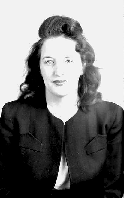 Dolores Arnold in 1947. Photo Courtesy University of Idaho Library Special Collections (Barnard Stockbridge)