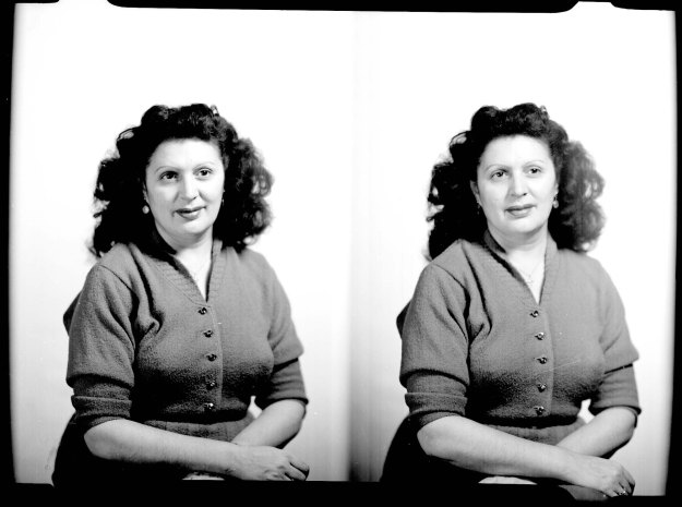 Luoma Del Monte in 1955. Photo Courtesy University of Idaho Library Special Collections (Barnard Stockbridge)