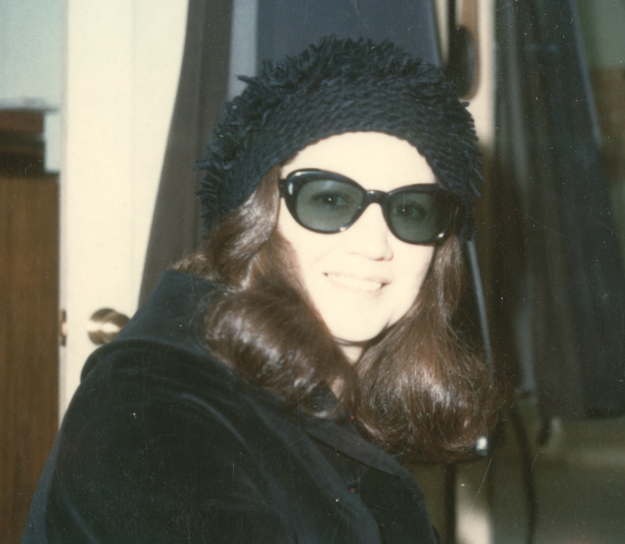 Dolores Arnold taken by Dick Caron, Dec 1 1965
