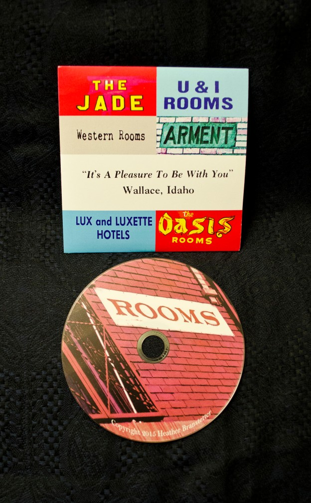 Rooms Video DVD and Cover